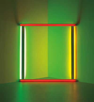 Dan Flavin, 'untitled (to Bob and Pat Rohm)', 1969