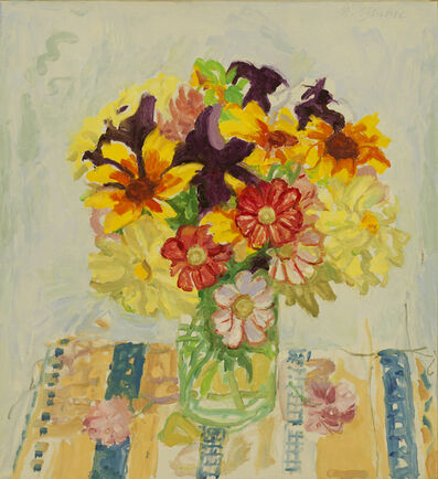 Nell Blaine, 'Picotee', 1989