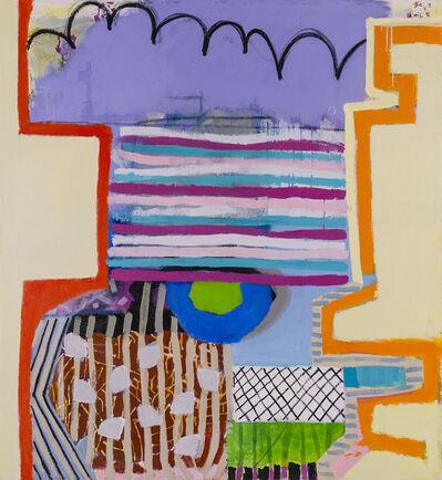Fukuko Harris, 'Purple Cloud', 2017