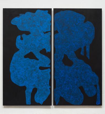 Monique Prieto, 'Blue Set', 2017