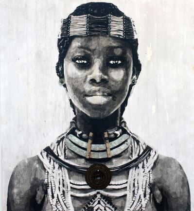 YZ, 'Empress Aicha', 2019