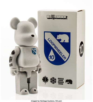 BE@RBRICK, 'Loopwheeler 400%', 2009