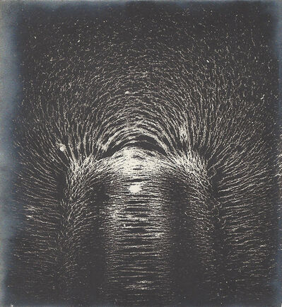 Johann Bohm, 'Untitled (Manetic Field)', ca. 1920