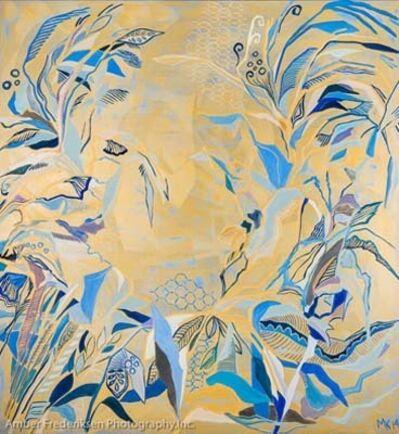 Mally Khorasantchi, 'Oasis VIII', 2014