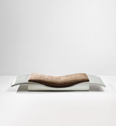 Maria Pergay, ''Tapis Volant' (Flying Carpet) daybed', circa 1968