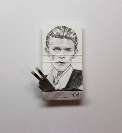 matchbox artists, 'David Bowie', 2016