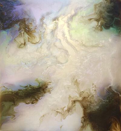 Suzan Woodruff, 'Space Rain III', 2017
