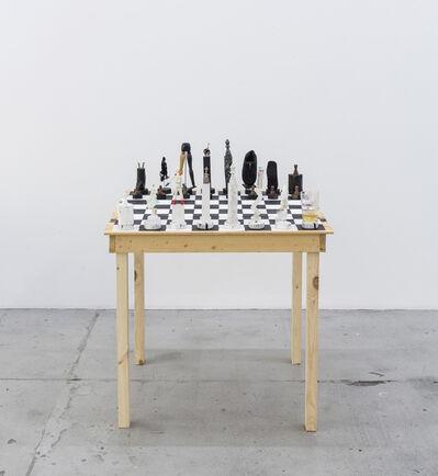Ihra Lill Scharning, 'Von Adapt Linné's Chessboard', 2014