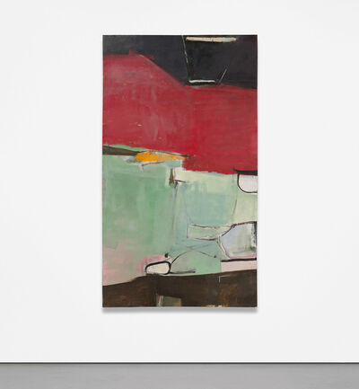 Richard Diebenkorn, 'Albuquerque #7', 1951