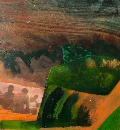 Andy Barker, 'Pink Sky at Night, Shepherds...', 2018