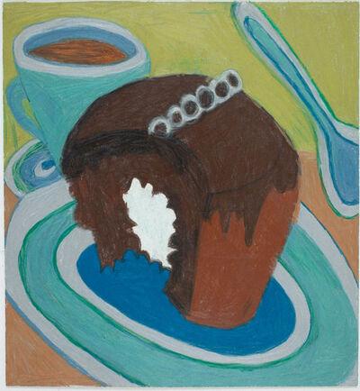 Camille Holvoet, 'Cupcake with Decaf Sanka (sic)', 2010