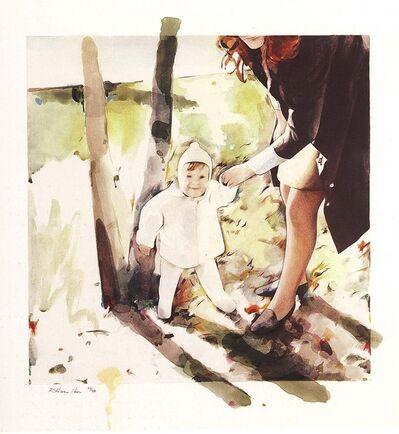Richard Hamilton, 'Mother and child', 1984