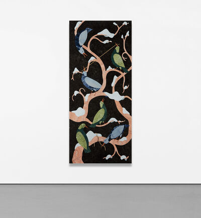 Nicolas Party, 'Untitled (Decorative Panel)', 2017