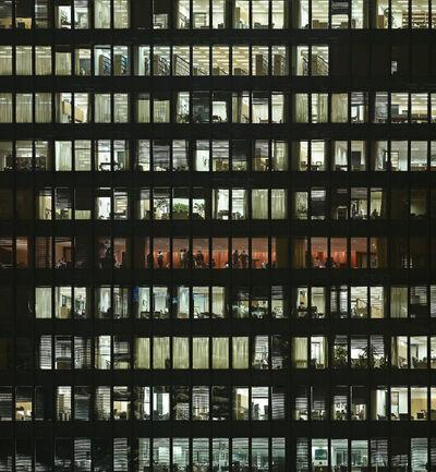 Michael Wolf (b. 1954), 'Transparent City 92', 2007