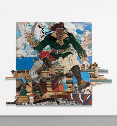Aaron Fowler, 'Nigga F**k Yo Cousin', 2013