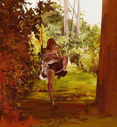 Gillian Carnegie, 'Girl on a Swing', 2002