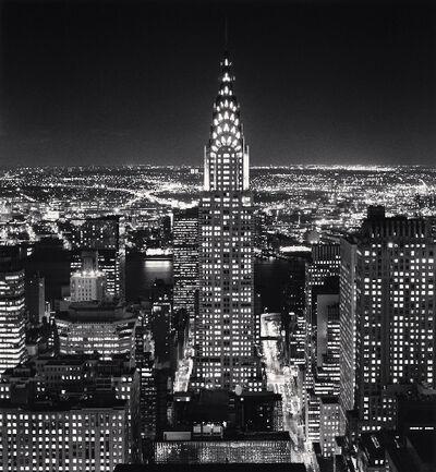 Michael Kenna, 'Chrysler Building, Study 2, New York, New York', 2006
