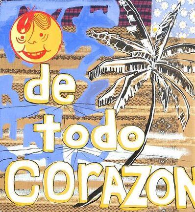 Michael Miller, 'De Todo Corazon', 2007