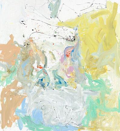 Georg Baselitz, 'mehr ich tut ach mer willn (Barle flel wil)', 2013