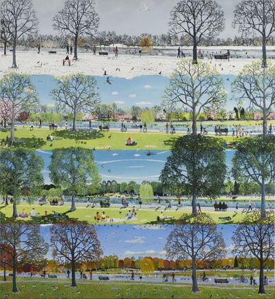 Emma Haworth, 'Park People', 2020