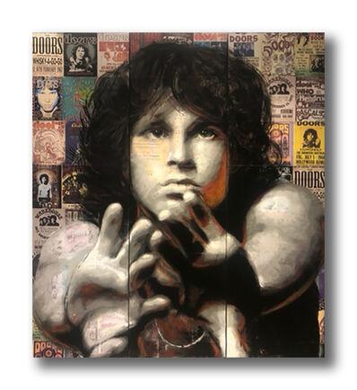 Mel Balatbat, 'Jim Morrison', 2021