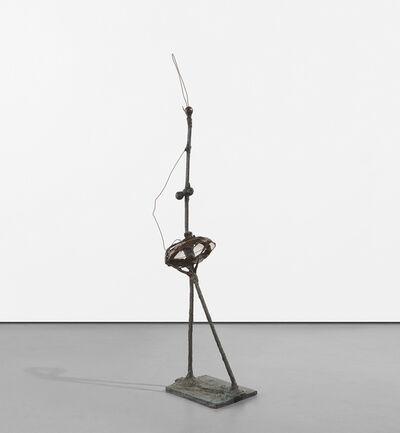 George Condo, 'Electric Ballerina', 1989