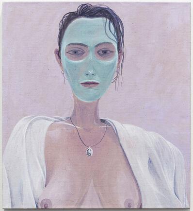 Charlie Roberts, 'Avocado Mask', 2015