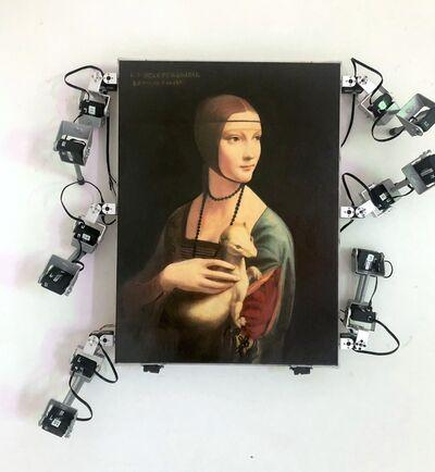 Donato Piccolo, 'La Dama con l'arduino ', 2020