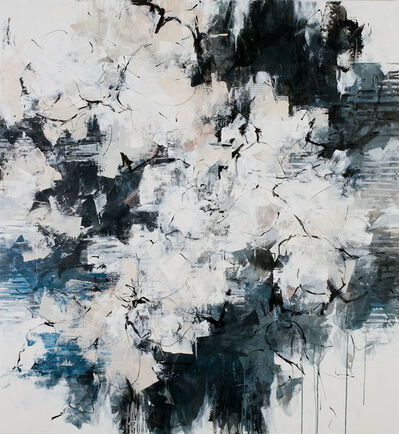Carlos Ramirez, 'Stone Steps up the Hillside', 2019