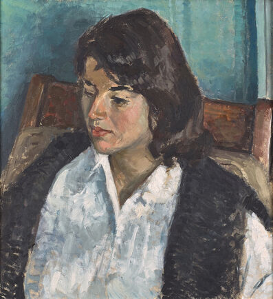 Richard Maury, 'Portrait of Susan'