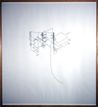 Alberto Garutti, 'Dedicated to the Inhabitants of n.17 Via dei Prefetti', 2004
