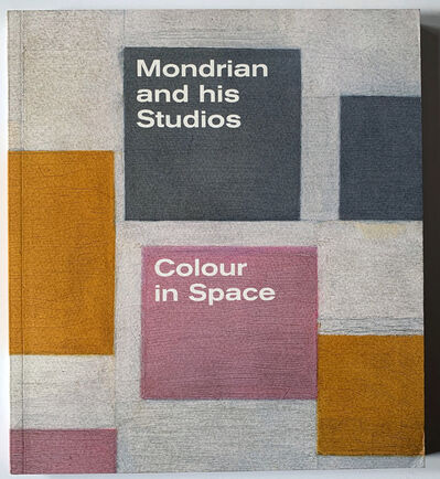 Piet Mondrian, 'Mondrian in his Studios, Colour in Space', 2014