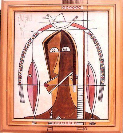 Cyprien Kablan, 'untitled', 2000