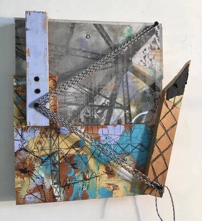 Susan Feldman, 'Crisscross', 2017