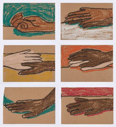 Brittany Tucker, 'Hand Story', 2020