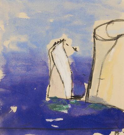 Julian Bailey, 'Cormorants in flight', ca. 2012