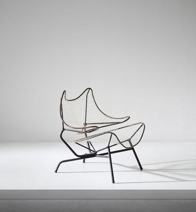 Luciano Grassi, 'Rare 'Monofilo' armchair', circa 1955