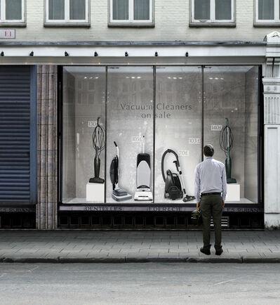 Liron Kroll, 'Playing House, Vacuum', 2010