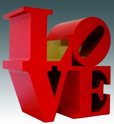 Robert Indiana, 'LOVE', 1966-1999