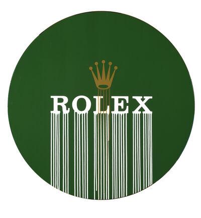 Zevs, 'Rolex', 2011