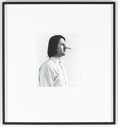 Sigurdur Gudmundsson, 'Regret (Spijt)', 1976