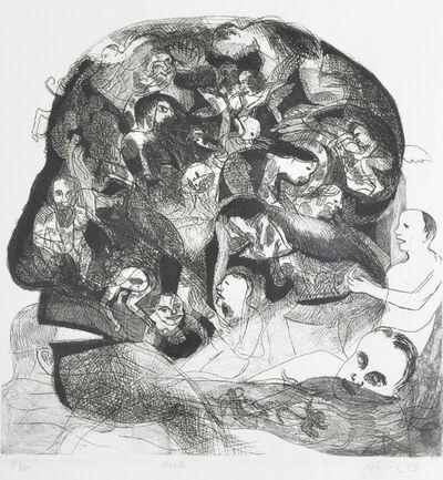 Bhupen Khakhar, 'Head'