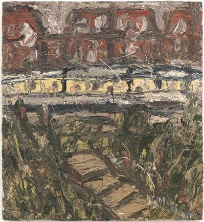 Leon Kossoff, 'The Tube', 1987