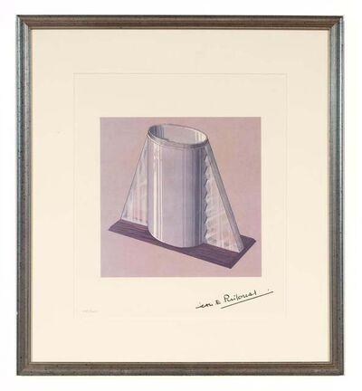 Jean E. Puiforcat, 'Study for a Trophy', ca. 1940