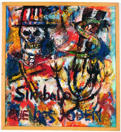 Carlos Osorio, 'Símbolos que nos joden (Symbols That Enslave Us)', 1973