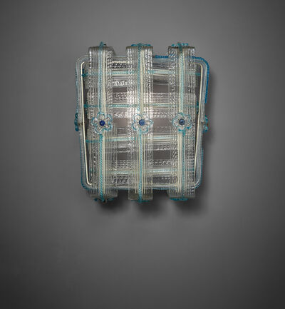 Venini, 'Wall light', circa 1950