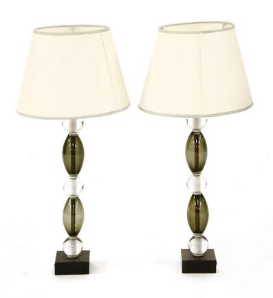 Nina Campbell, 'A pair of contemporary table lamps'