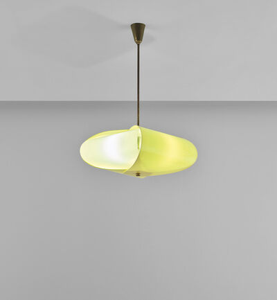 Angelo Lelii, 'Rare ceiling light', circa 1958