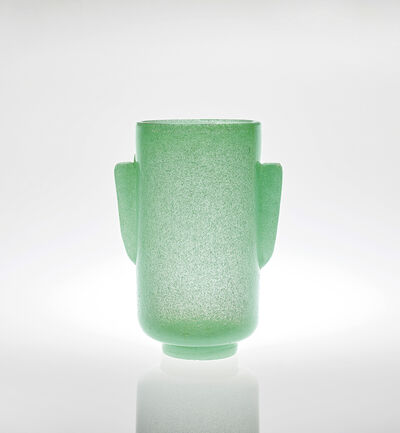 Carlo Scarpa, 'Vase, model no. 11002', 1931-1934