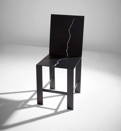 Howard Meister, 'Learning Her Lie chair', 1989